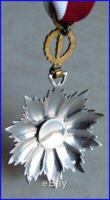 Royal Jordanian Order of Independence (Wisam al-Istiqlal) Hussein ibn Ali 1912