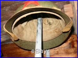 Russian M17 Steel Helmet Soviet Union Red Army Soldier Stahlhelm Casque Casqo