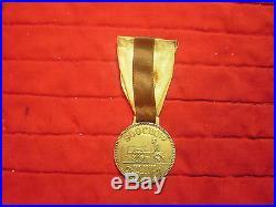 Soochow Creek Medal Navy 1937 Named. Medal