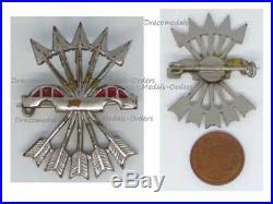 SPain Falange Party Member Badge Spanish Civil War 1936 1939 Nationalist Forces