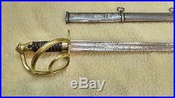 Scarce Prussian 1819 Cuirassier Pallasch German Sword