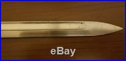 Schmidt rubin bayonet