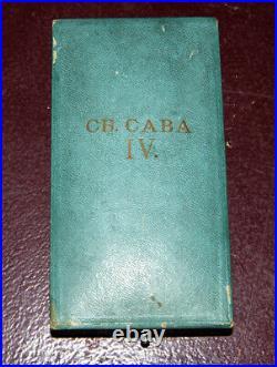 Serbia Yugoslavia Order St. Sava 4th class medal