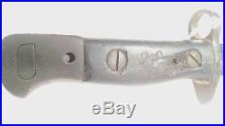 Siam (Thailand) Type 62 Bayonet