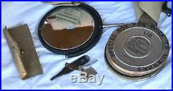 Signaling Heliograph Mark V Helio 5 Serial # B31518, 1917 Stand, Accessories