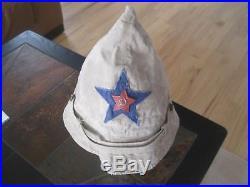 Soviet Russian 1920 Cavalry Summer Hat Budenovka