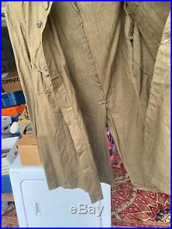 Spanish Civil War Falange Long Sleeve Shirt, Original- Rare