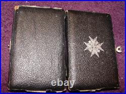 St. John KNIGHTS OF MALTA SISTERS MEDAL 1 BOX/RIBBON HTF SPINK