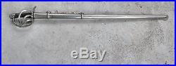 Super Rare Sabre Napoleonic Heavy Cavalry Trooper Sword