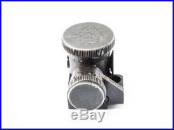 Swedish Mauser Elit m/Edstrom Diopter Target Rear Sight E648