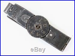 Swedish Mauser SM sikte F-ram Micrometer Rear Sight E312