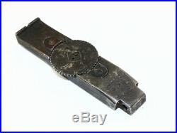 Swedish Mauser SM sikte F-ram Micrometer Rear Sight E891