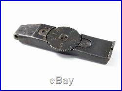 Swedish Mauser SM sikte M/55 Micrometer Rear Sight E57