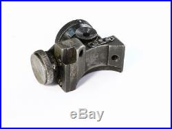 Swedish Mauser Target Rear Sight ELIT m/Edstrom Diopter E121