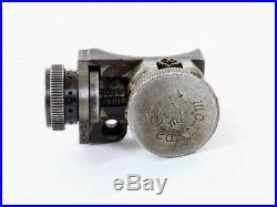 Swedish Mauser Target Rear Sight ELIT m/Edstrom Diopter E311