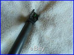 Swiss K31 schmidt rubins 7.5 x 55 barrel w front & rear sights nice K-31 K 31