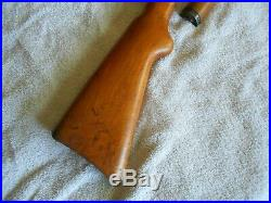 Swiss K31 schmidt rubins complete wood stock w matching handguard K-31 K 31