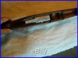 Swiss marked K31 schmidt rubins rifle complete wood stock w matching handguard
