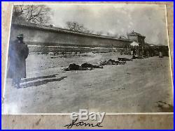 Two 1920 Marine Photo Albums American Legation Peking China 400 Images