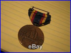 US Marine Corps Yangtze Service Medal marked M. No. 1982 on rim