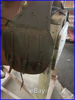 US Military Saddle Bags