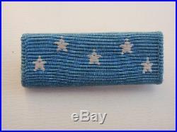 USA Medal Of Honor For Army Service Ribbon. Ww2 Period. Original! Rare