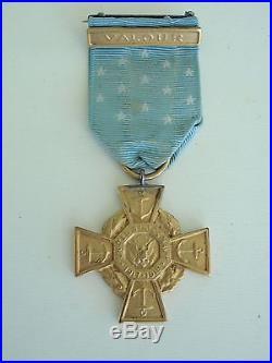USA Medal Of Honor For Navy. Type 6 Original Very Rare