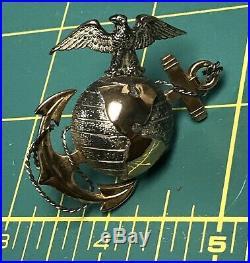 USMC EGA Marine Corps Rare BB&B Officer Dress Insignia