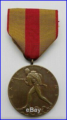 USMC Expeditionary Medal Numbered 694