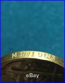 USMC Medal Grouping EGAs Shooting Badge