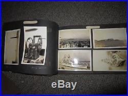 USS Pennsylvania 1933-1937 Photo Album US Navy Pear Harbor WWII Battleship