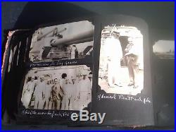 USS Texas BB-35 Photo Album, 1930