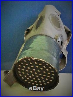 USSR SOVIET VINTAGE RARE MILITARY CIVIL DEFENCE GP-2 GAS MASK