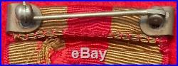 United States Marine Corps Expeditionary Medal M. No. 14 USMC split wrap brooch