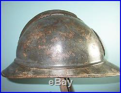 Untouch Czechoslowak M15 adrian helmet casque Stahlhelm casco elmo