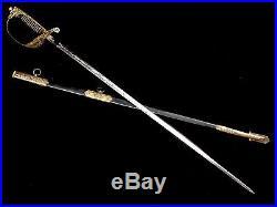 Very Nice Italian Air Force Officer Sword