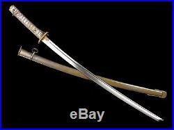VERY NICE JAPANESE ARMY NCO SWORD TYPE 95
