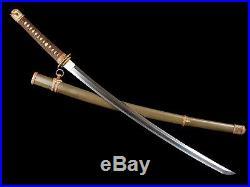 VERY NICE JAPANESE ARMY SHIN GUNTO OFFICER SWORD GENDAI
