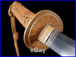 VERY NICE JAPANESE NON REGULATION NAVAL OFFICER SWORD WITH TASSEL
