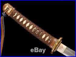 Very Nice Japanese Shin Gunto Army Officer Sword Wwii With Tassel