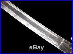Very Nice Large Japanese Company Grade Kyu-gunto Sword