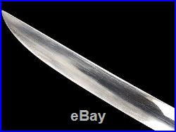VERY NICE VARIATION LARGE JAPANESE CAVALRY OFFICER SWORD