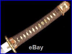 VERY NICE WAR TIME JAPANESE SHIN GUNTO ARMY OFFICER SWORD