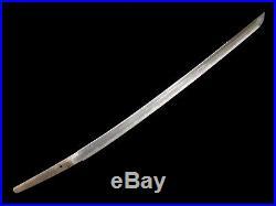 Very Nice Japanese Army Officer Shin Gunto Sword, Signed Nichi Nobu