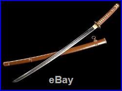 Very Nice Japanese Army Officer Sword Signed Sukesada