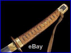 Very Nice Japanese Naval Kai Gunto Officer Sword With Tassel