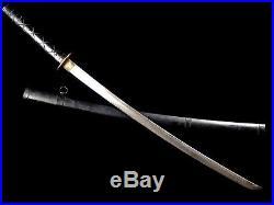 Very Nice Rare Late War Last Ditch Japanese Army Nco Sword
