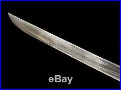Very Nice Rare Variation Japanese Army Dress Sword With Tassel