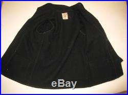 Vintage 1930s US ARMY Wool MACKINAW Coat Size 38