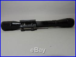 Vintage German Rifle Scope KARL KAPS Asslar / Wetzlar Zieljagd 4 x 36 RE